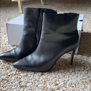 Aldo pointed boots worn only once
